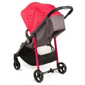 Коляска прогулочная Happy Baby Crossby Арт. 3528 Red