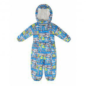 Комбинезон зимний Reike Funny forest friends blue/green, (280 гр)