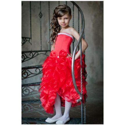 Нарядное детское платье спицами платья малышке Pinterest Платье 69