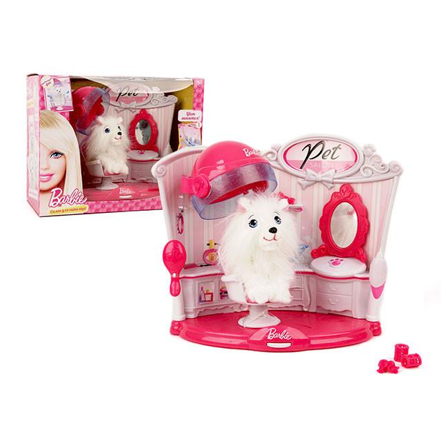 INTEK Игровой набор BBPS1 «Салон для питомца» с аксессуарами, в коробке Barbie 1132413