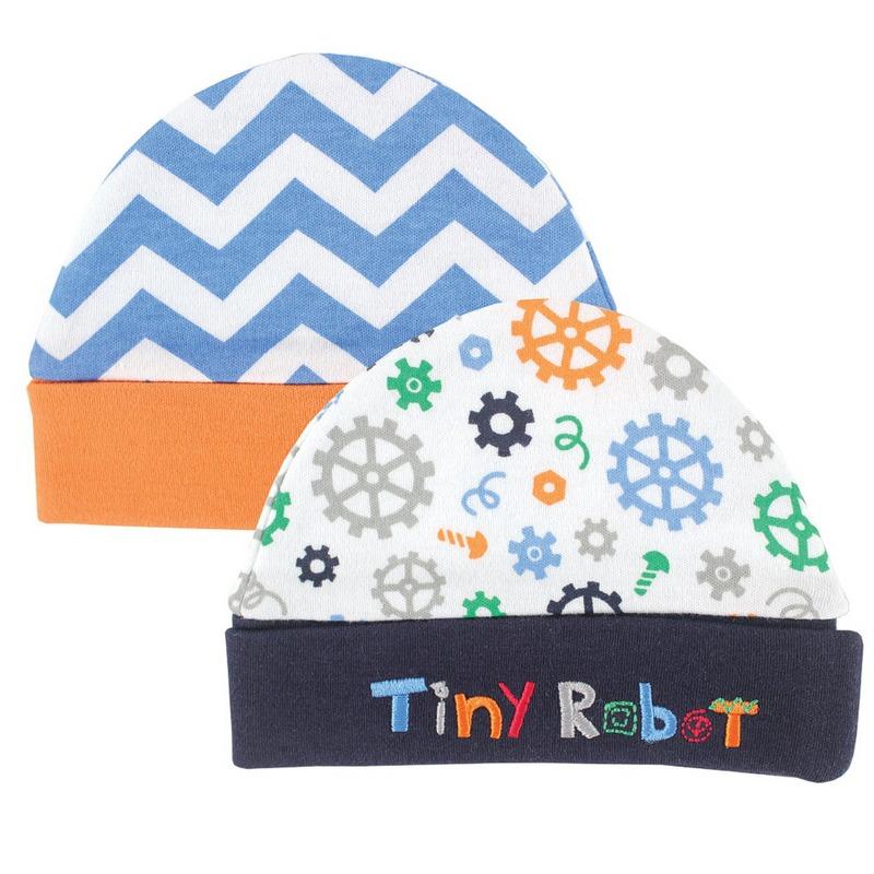 "Hudson Baby Комплект: Шапочки ""Робот"", 2 шт. 50464"