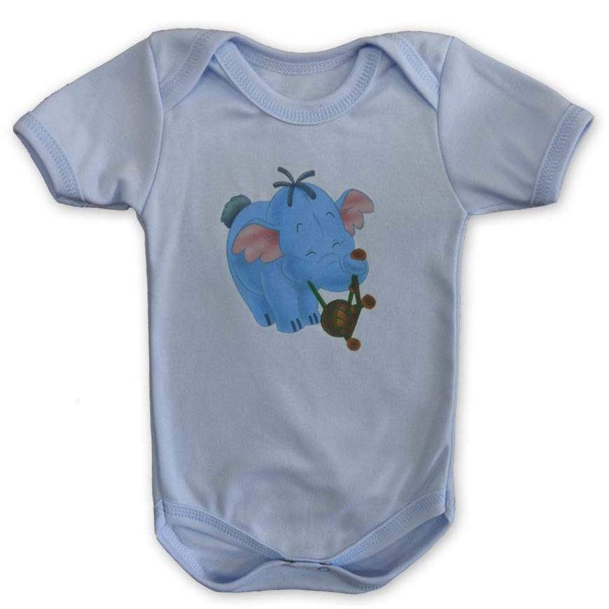 Babyglory Боди с коротким рукавом (интерлок) П-002/4