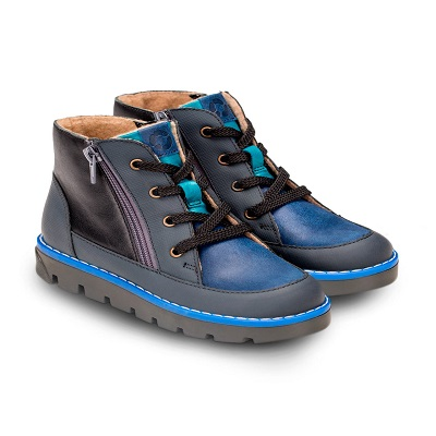 """TAPIBOO Детские ботинки """"Антрацит"""" FT-23004.16-OL01O.01/2"""