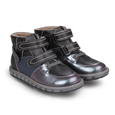 """TAPIBOO Детские ботинки """"Антрацит"""" FT-23003.15-OL01O.01/1"""